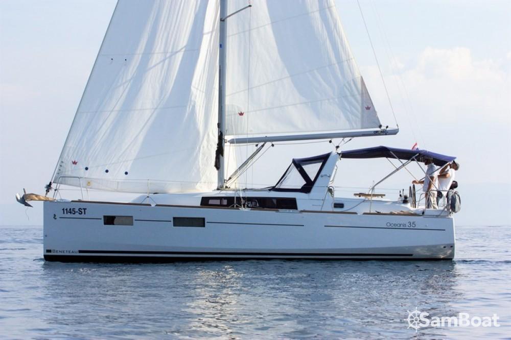 Noleggio barche Bénéteau Oceanis 35 Cruiser Spalato su Samboat