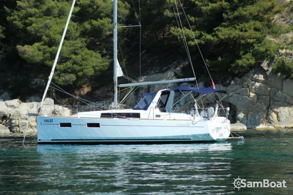 Noleggio yacht Spalato - Bénéteau Oceanis 35 Cruiser su SamBoat