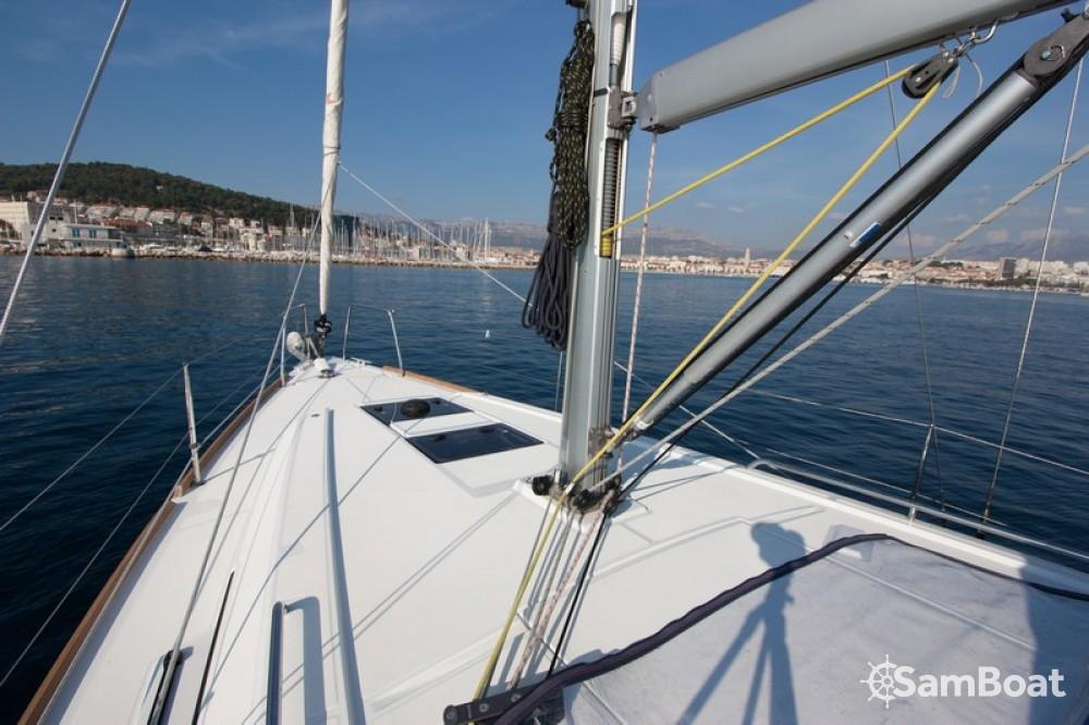 Noleggio barche Spalato economico Oceanis 35 Cruiser