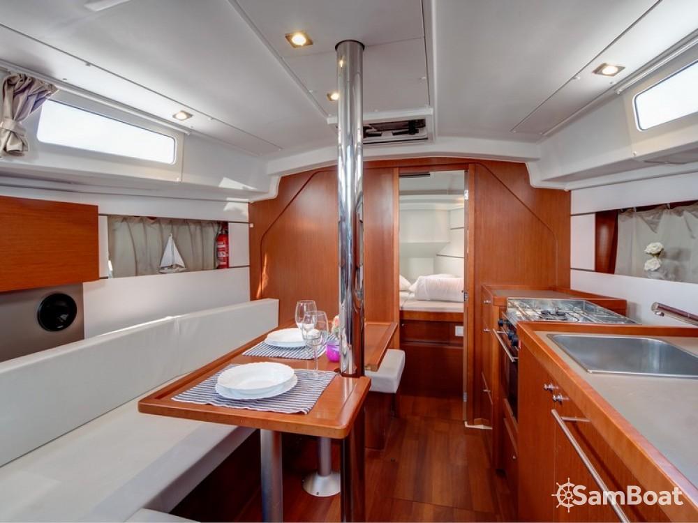 noleggio Barca a vela Spalato - Bénéteau Oceanis 35 Cruiser