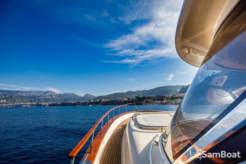noleggio Barca a motore Sorrento - Fratelli Aprea SORRENTO 56