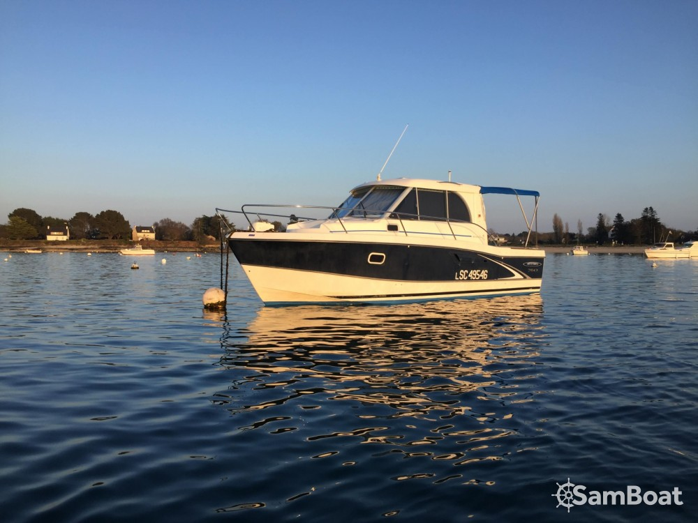 Noleggio yacht Concarneau - Bénéteau Antares 760 su SamBoat