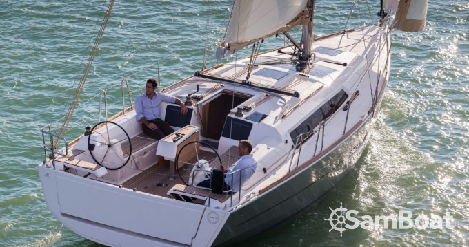Noleggio Barca a vela con o senza skipper Dufour a Tonnarella