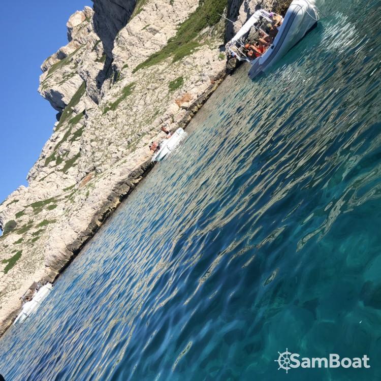 noleggio Barca a motore Marsiglia - Quicksilver Quicksilver 675 Activ Sundeck