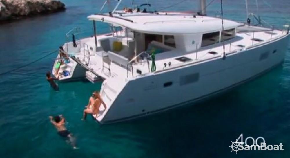 Noleggio Catamarano con o senza skipper Lagoon Eivissa