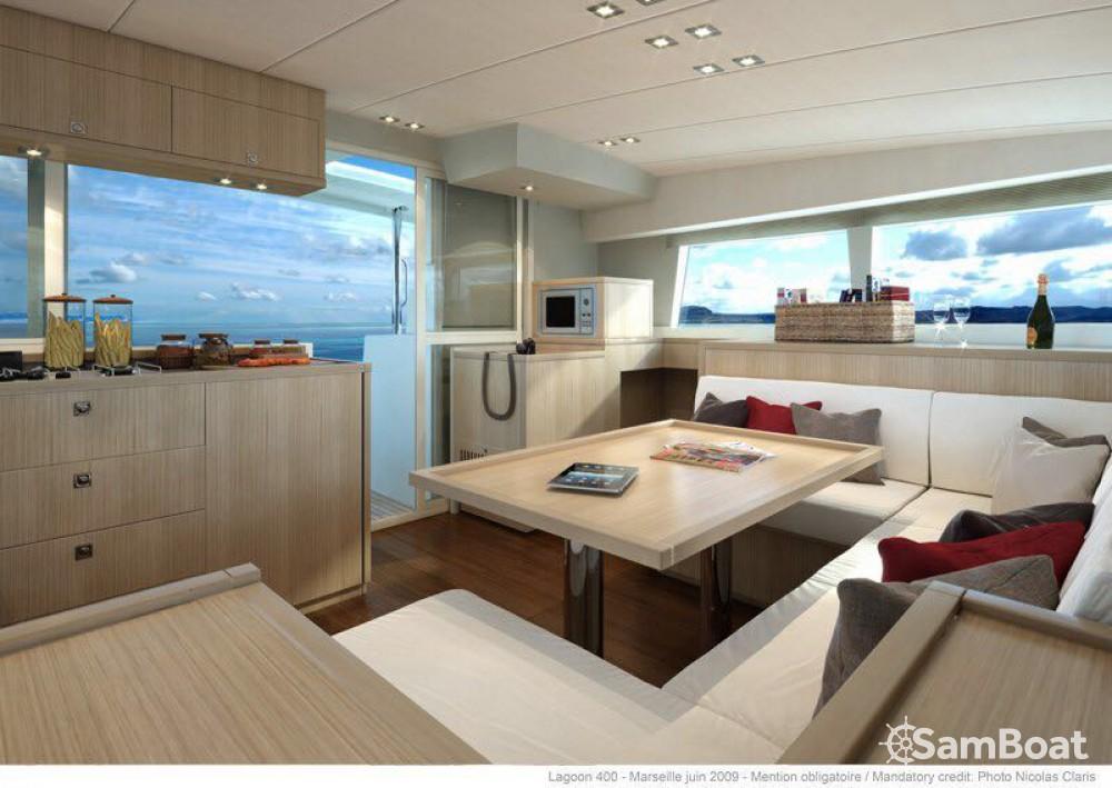 Noleggio yacht Eivissa - Lagoon Lagoon 400 su SamBoat
