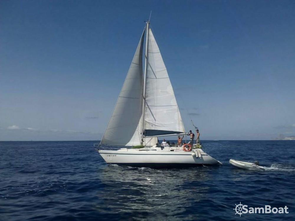 Noleggio barche Puma Puma 37 Sant Jordi de ses Salines su Samboat