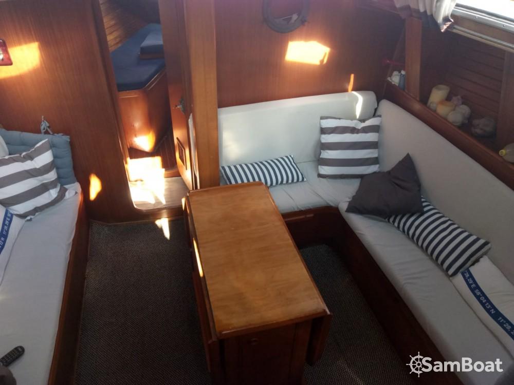 Noleggio barche Sant Jordi de ses Salines economico Puma 37