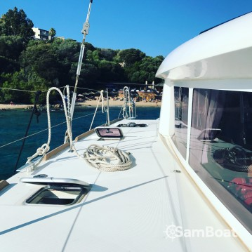Noleggio Catamarano a Propriano – Lagoon Lagoon 400 S2