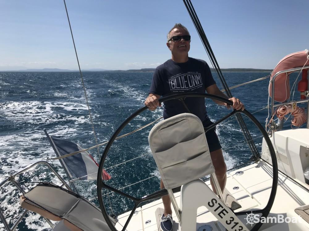 Noleggio Barca a vela con o senza skipper Dufour Agde