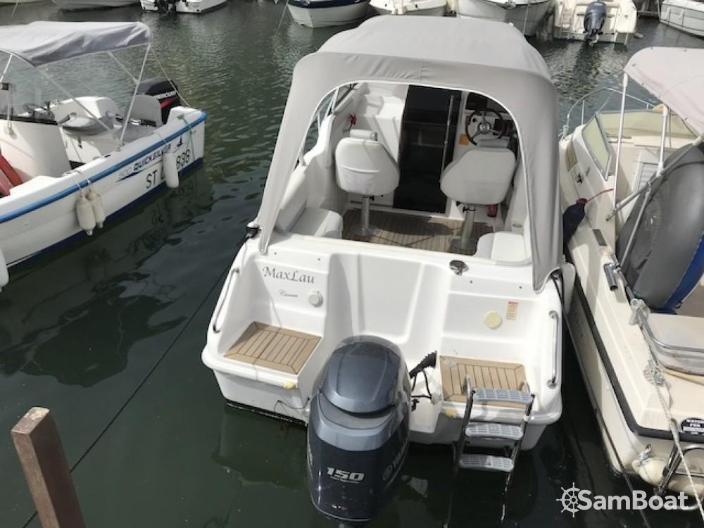 Noleggio Barca a motore con o senza skipper Drago Mandelieu-la-Napoule