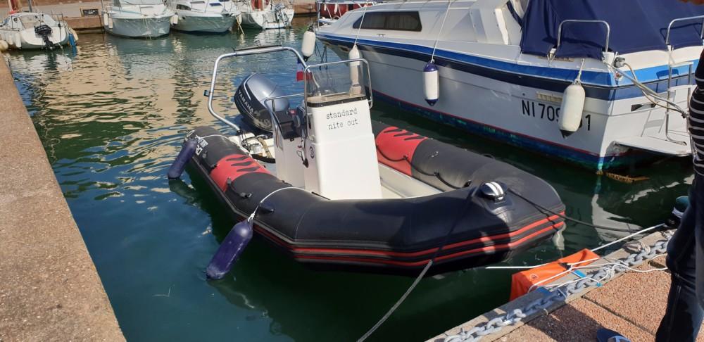 Noleggio Gommone con o senza skipper Zodiac Cogolin