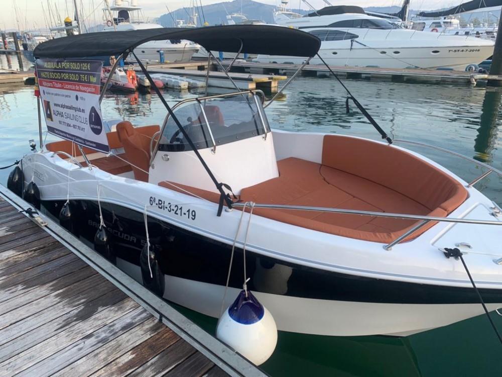 Noleggio barche Okiboats Barracuda 545 Open Santander su Samboat