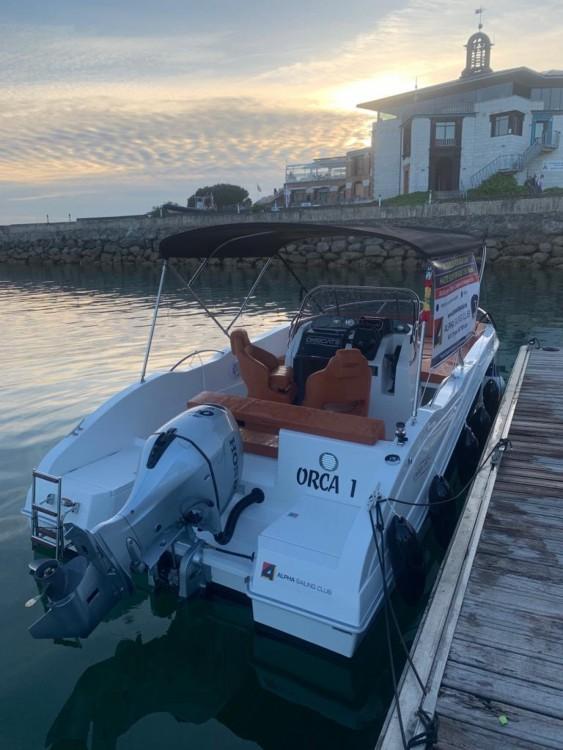 Noleggio barche Santander economico Barracuda 545 Open