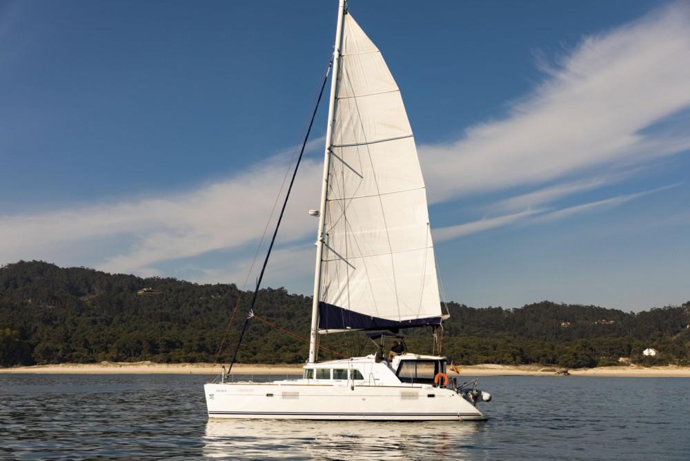 Noleggio Catamarano con o senza skipper Lagoon Vigo