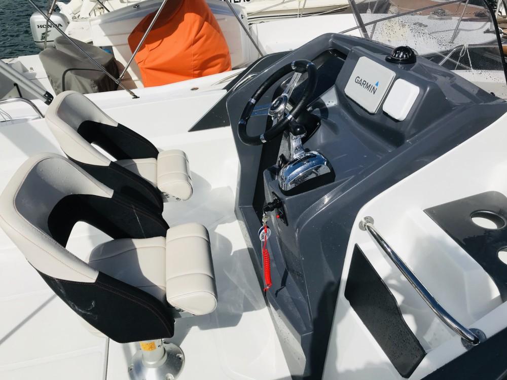 Noleggio barche Arcachon economico Flyer 6.6 SUNdeck