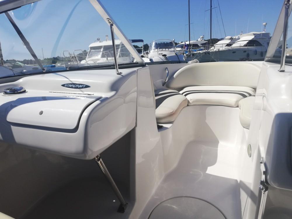 Noleggio Barca a motore con o senza skipper Starcraft Parenzo