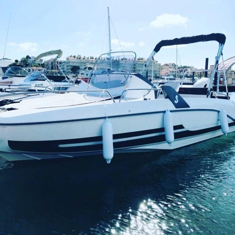 Noleggio Barca a motore con o senza skipper Bénéteau Arcachon
