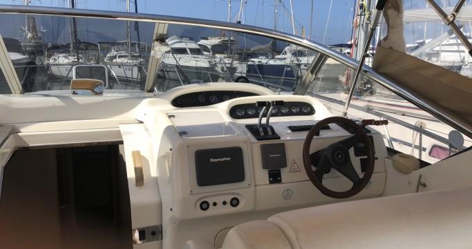 Noleggio Barca a motore Cranchi con patente nautica