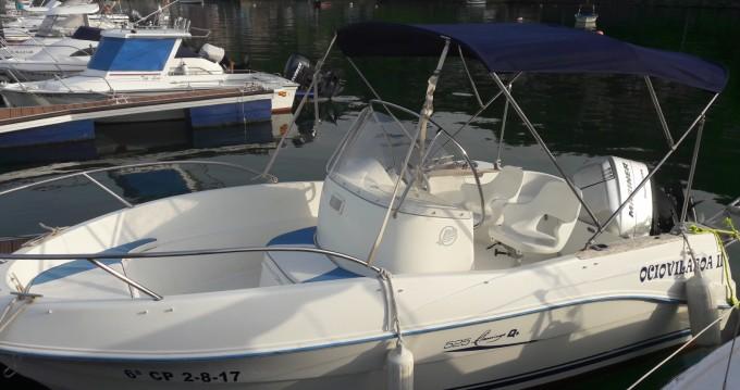 Noleggio yacht a Cobres – Quicksilver Quicksilver 525 Flamingo su SamBoat