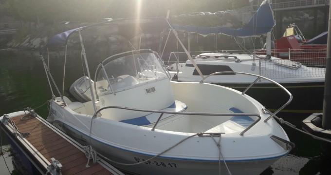 Barca a motore a noleggio a Cobres al miglior prezzo
