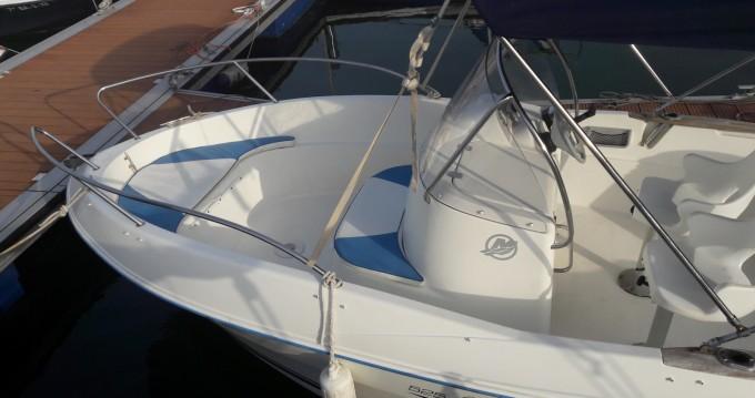 Noleggio barche Cobres economico Quicksilver 525 Flamingo