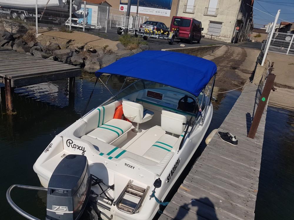 Noleggio Barca a motore Rio con una patente