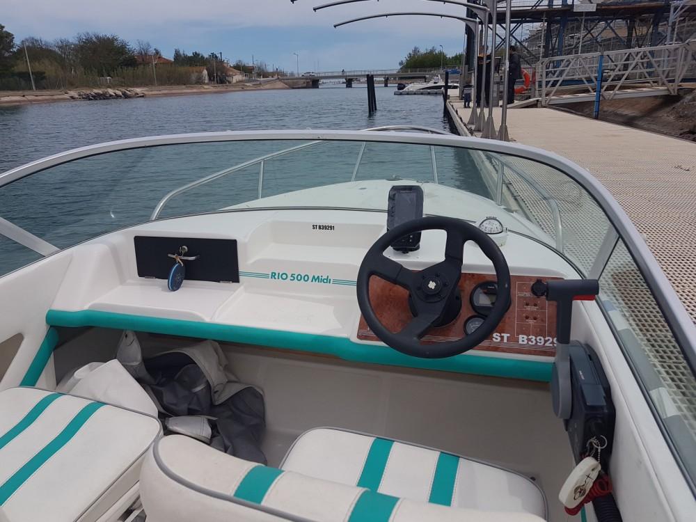 noleggio Barca a motore Marseillan - Rio 500 midi