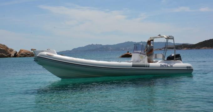 Noleggio yacht a La Maddalena – Sacs Sacs S 750 su SamBoat