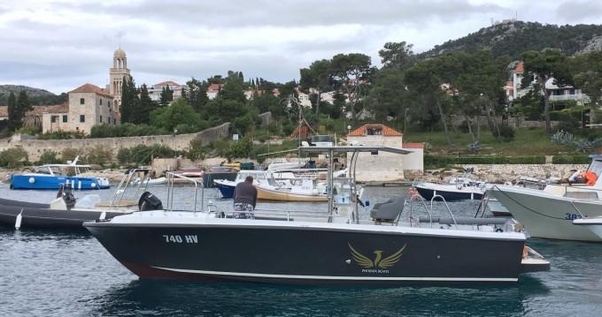 Noleggio Barca a motore a Lesina – Phoenix 31