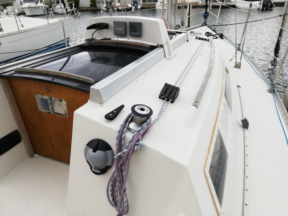 Noleggio barche Bénéteau First 29 GTE Le Grau-du-Roi su Samboat