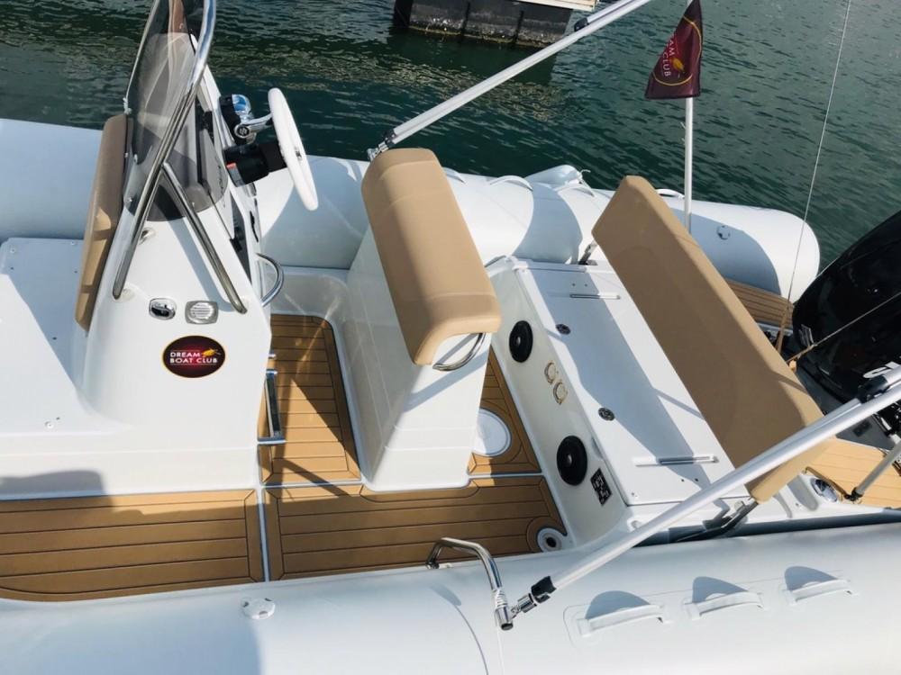 Noleggio yacht Arcachon - Zodiac Medline 660 su SamBoat