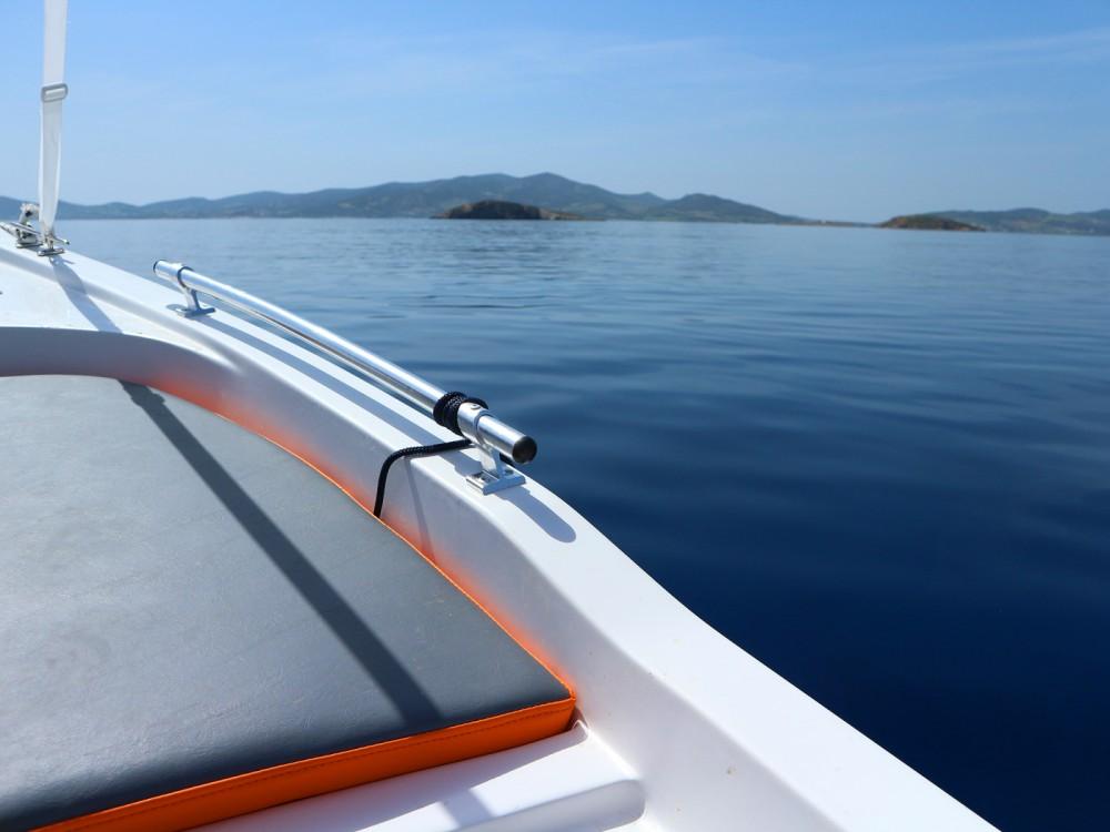 Noleggio Barca a motore con o senza skipper The Sailor's Ride