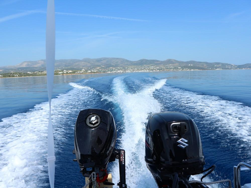 The Sailor's Ride 450 tra personale e professionale