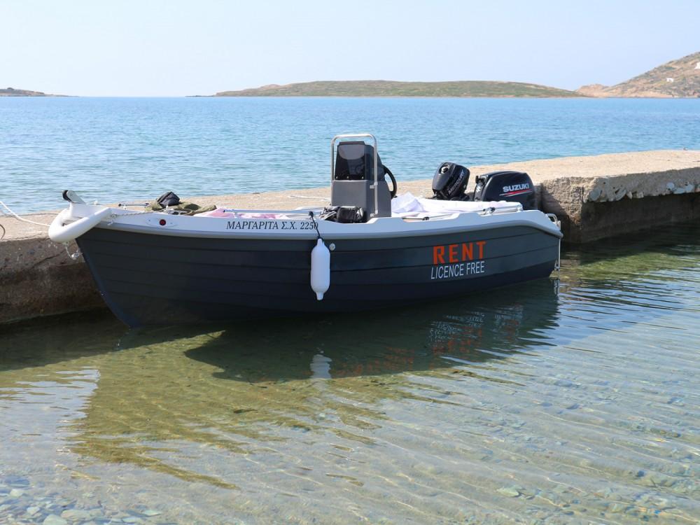 Noleggio yacht  - The Sailor's Ride 450 su SamBoat