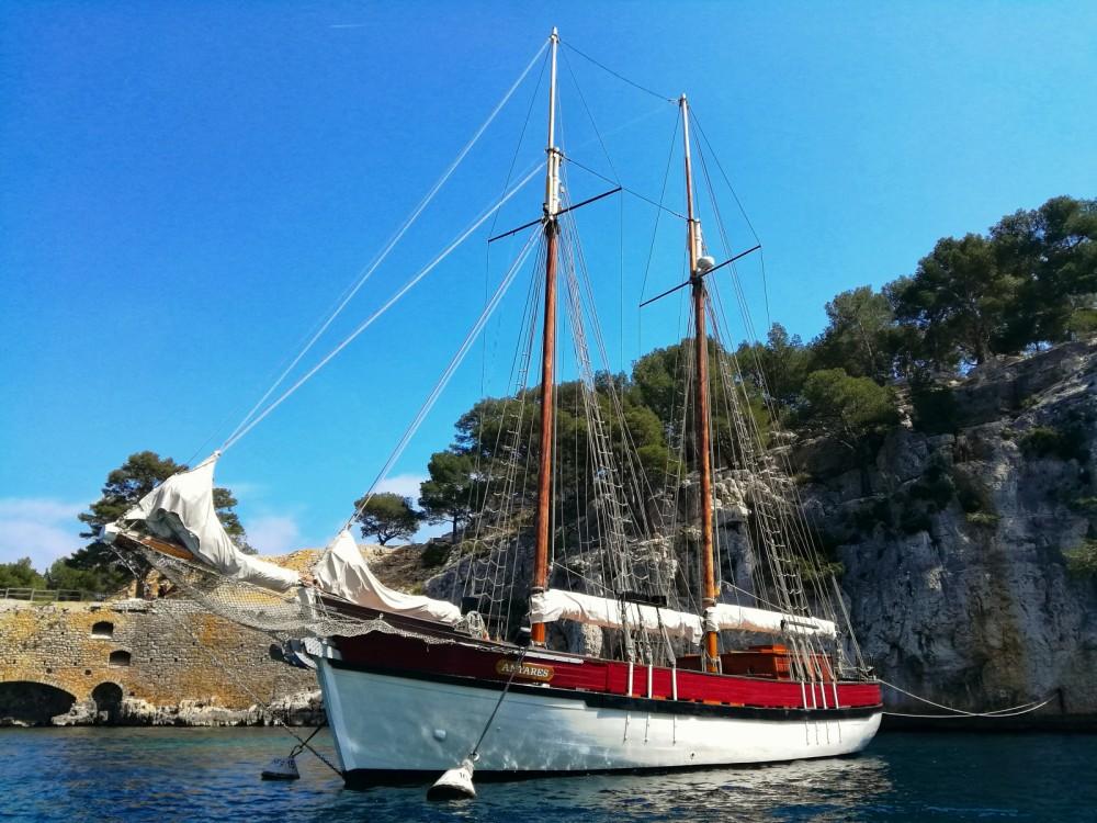 Noleggio Barca a vela Chantier-Brauer-Hambourg con una patente