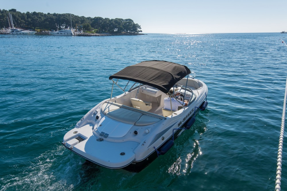 Noleggio barche Parenzo economico Vectra 195