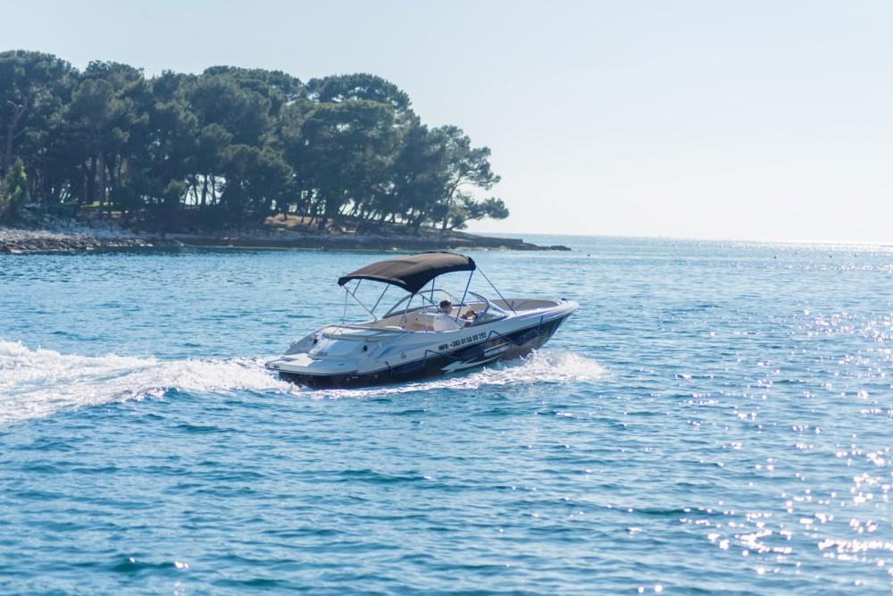 Noleggio yacht Parenzo - Starcraft Vectra 195 su SamBoat