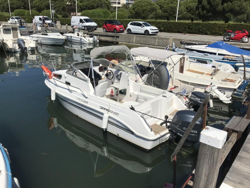 Noleggio yacht Mandelieu-la-Napoule - Drago Drago Cabin Family 660 su SamBoat