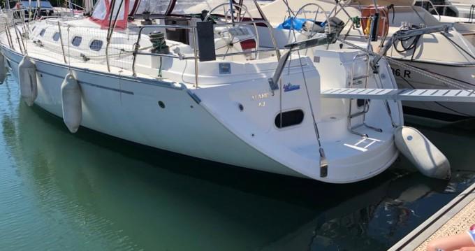 Noleggio Barca a vela a Golfe-Juan – Dufour Gib Sea 51