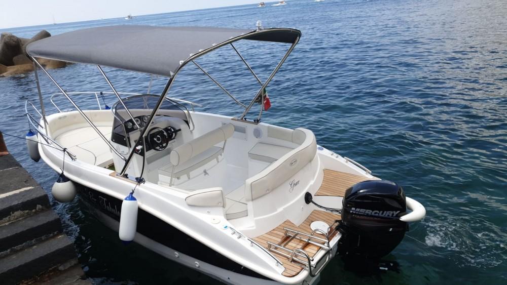 Noleggio yacht Amalfi - Marinello Elena 650 Open su SamBoat