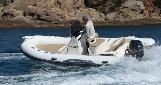 Noleggio yacht a Saint-Malo – Capelli Tempest 570 su SamBoat