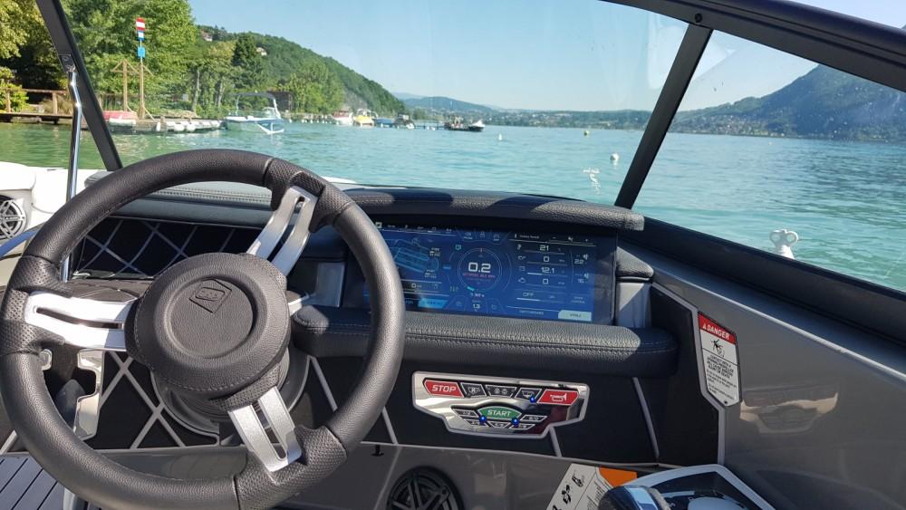 Noleggio yacht Annecy - Nautique Correct Craft GS20 su SamBoat