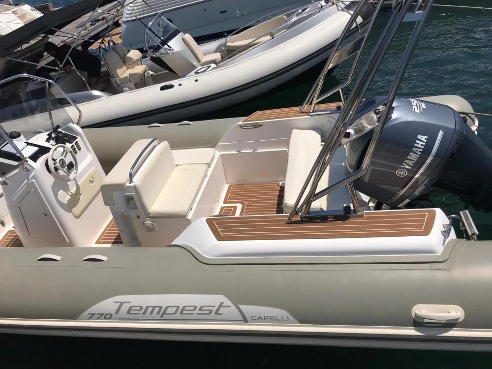 Capelli Tempest 770 tra personale e professionale Porto-Vecchio