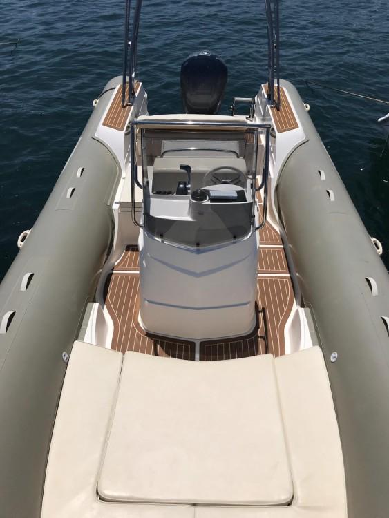 Noleggio yacht Porto-Vecchio - Capelli Tempest 770 su SamBoat
