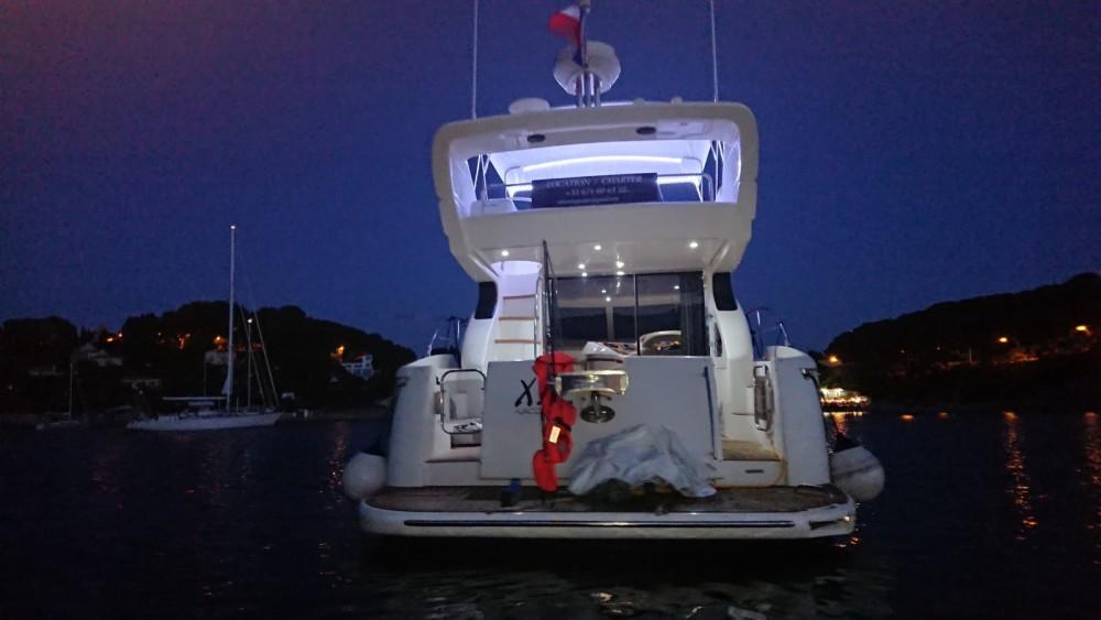 noleggio Barca a motore Cap-d'Ail - Azimut Azimut 46 Fly