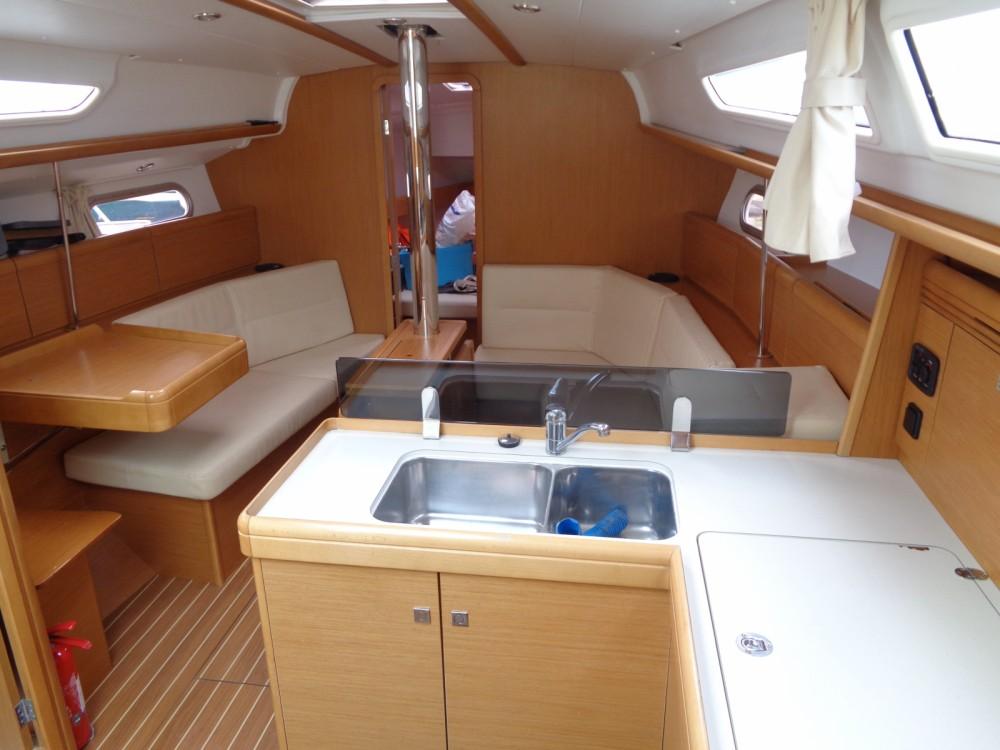 Noleggio barche Hyères economico Sun Odyssey 36i