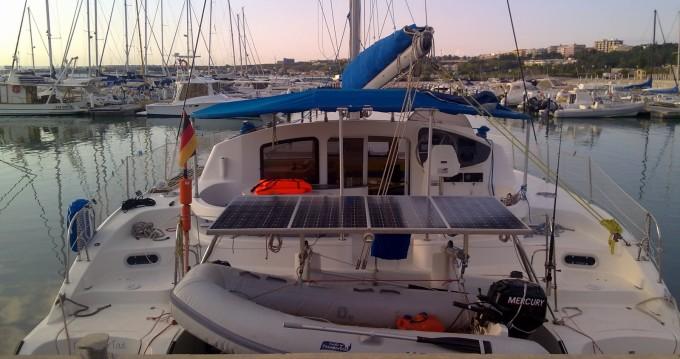 Noleggio barche Fountaine Pajot Lavezzi 40 a Alghero su Samboat