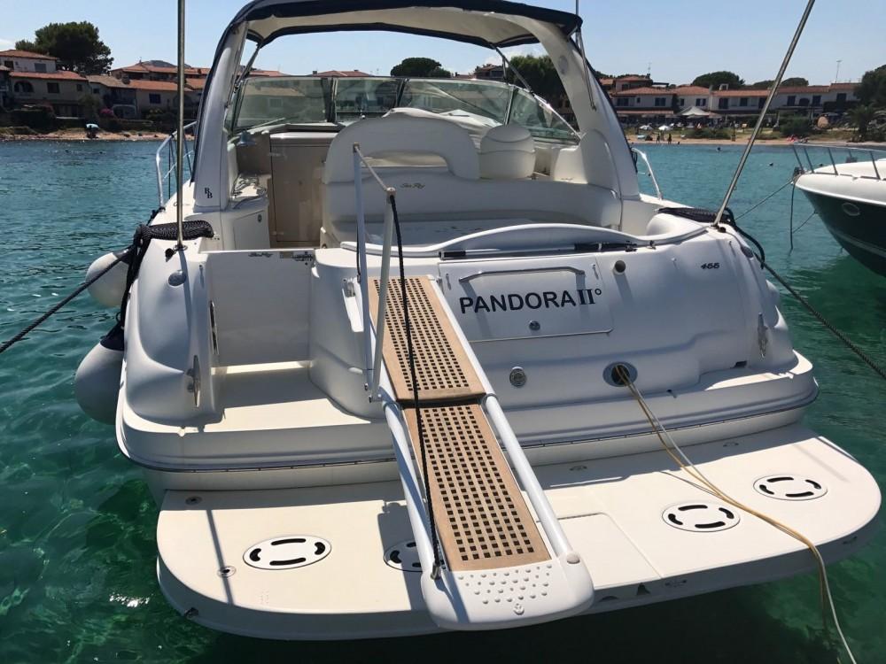 Noleggio yacht Porto San Paolo - Sea Ray Sea Ray 455 Sundancer su SamBoat