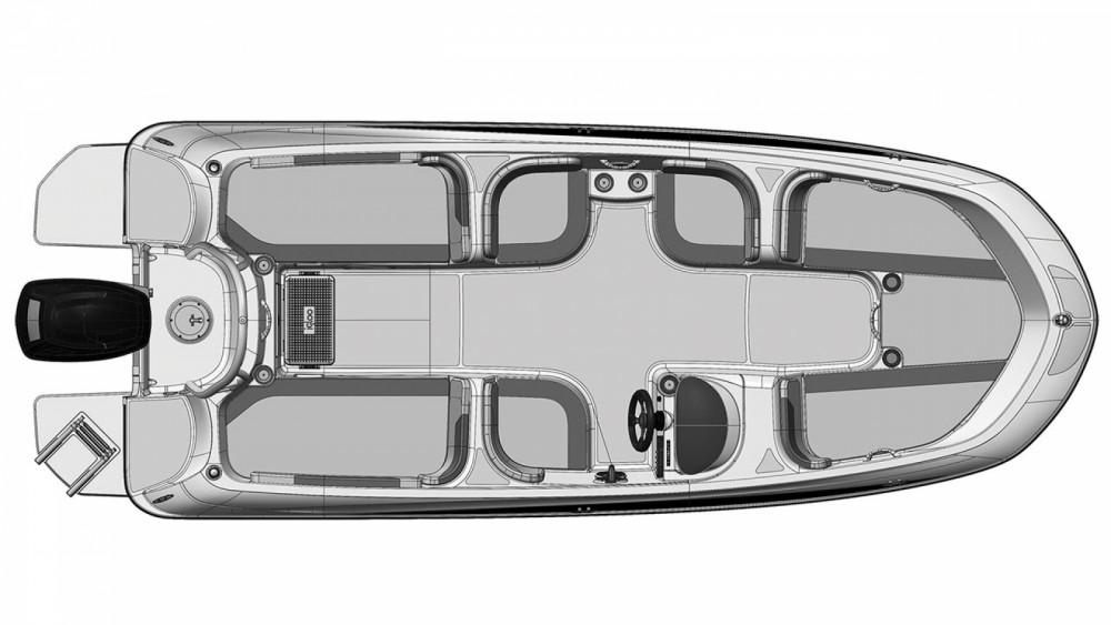 Noleggio yacht Bormes-les-Mimosas - Bayliner E6 su SamBoat